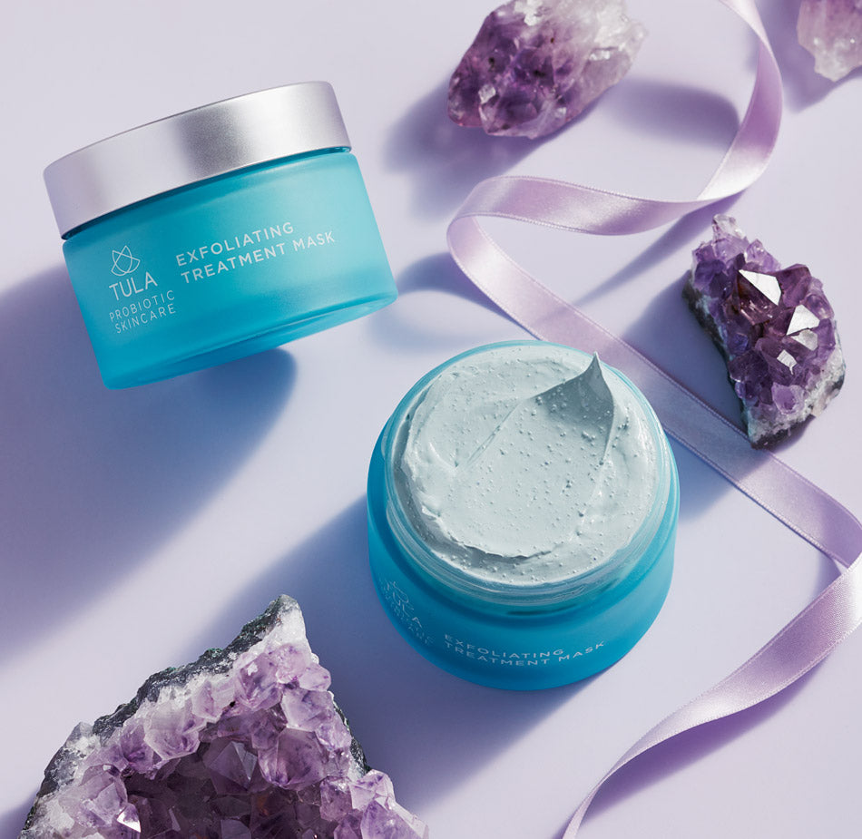 tula skincare holiday kits - mask kit - benefits