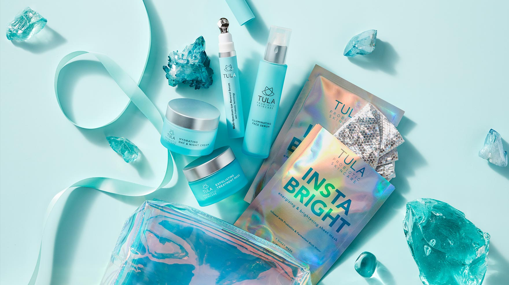 tula skincare holiday kit - ultimate kit - how to use