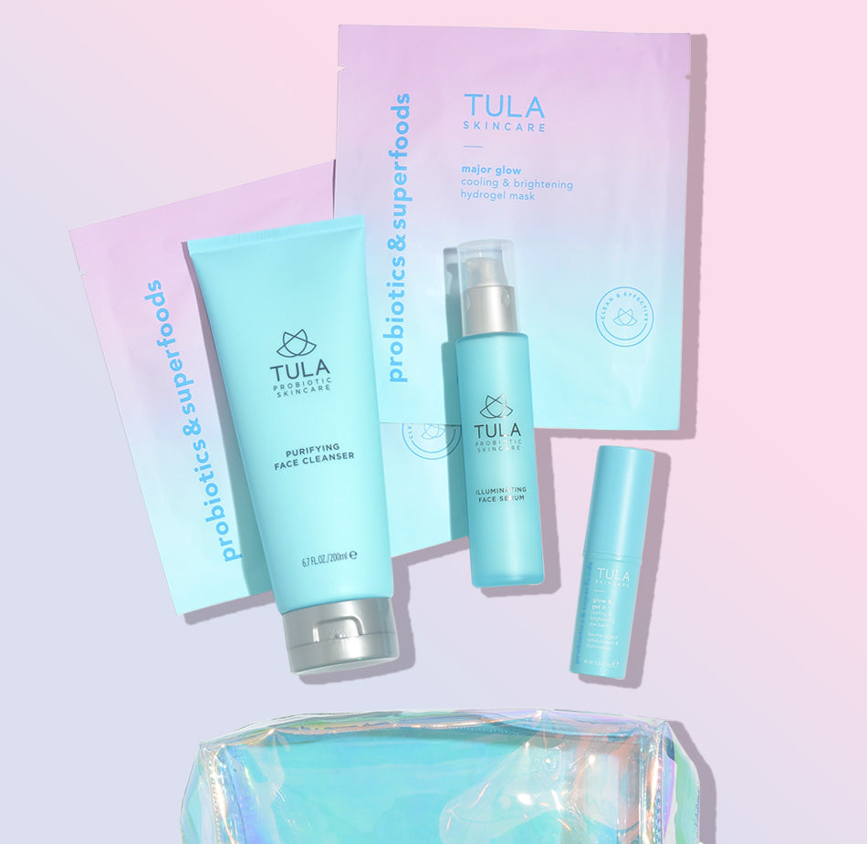 glow essentials kit - benefits