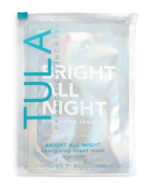 Bright All Night Energizing Sheet Mask