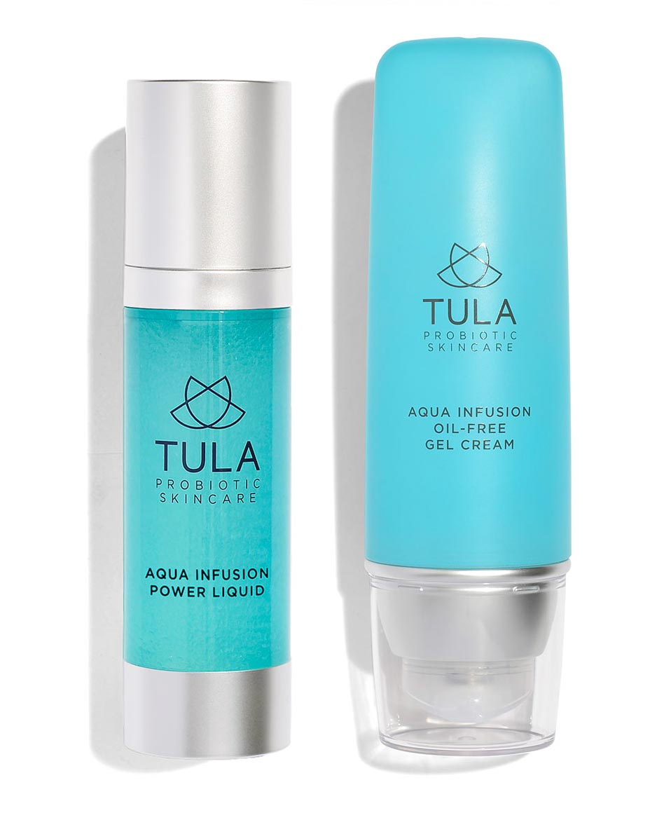 Aqua Infusion Power Couple - TULA Skincare