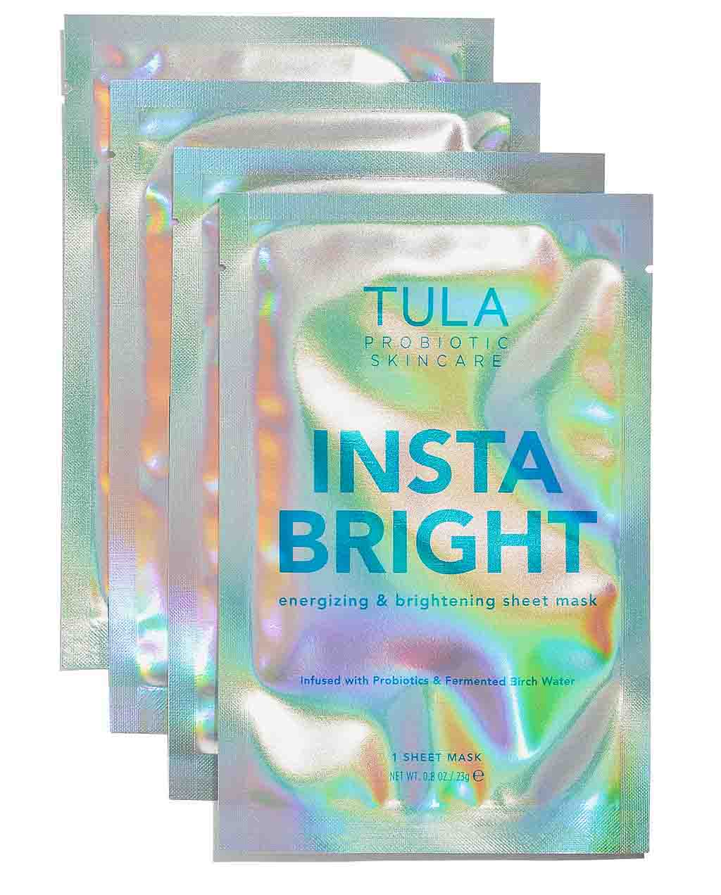 Insta Bright Energizing & Brightening Sheet Mask