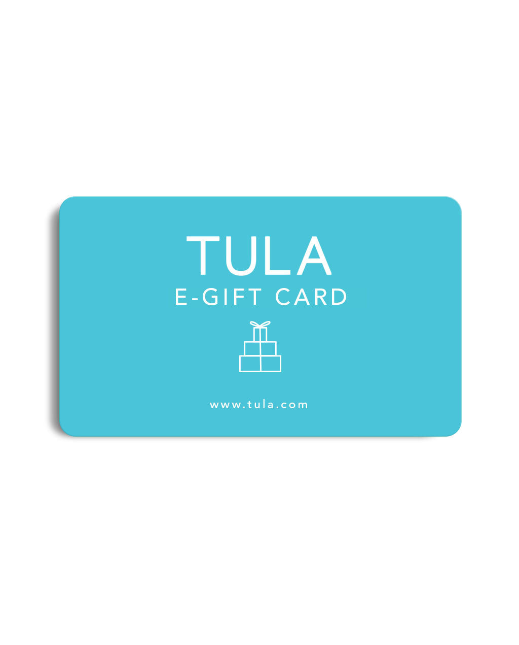 Copy of Gift Card - TULA Skincare
