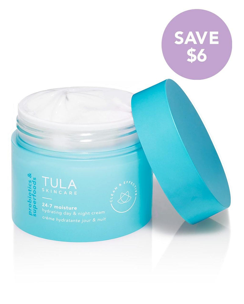 Hydrating day & night cream (supersize)
