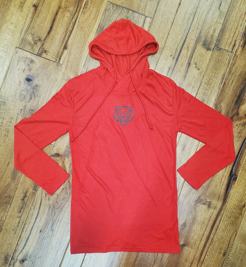 ADM Long Sleeve Hooded Pullover