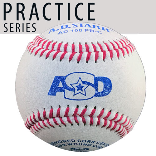 AD Starr Practice Baseball (individual)