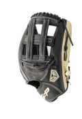 "GS Sports Signature Series 13.5"" H-Web Ball Glove - Black / Blonde Snakeskin"