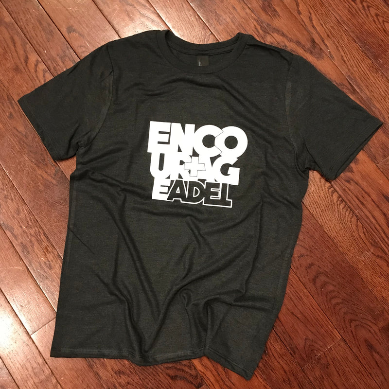 Encourage Adel Youth T-Shirt - Black