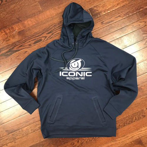 Iconic Tech Fleece Hoodie - Owl Eye Logo