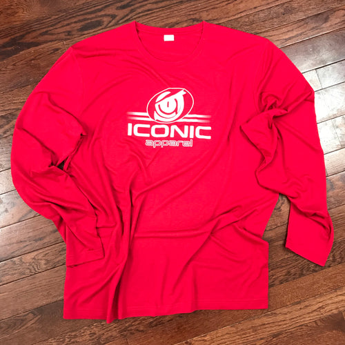 Iconic Perfect Long Sleeve - Owl Eye Logo