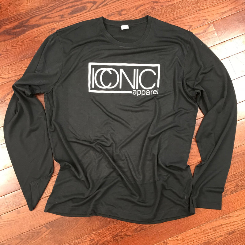 Iconic Perfect Long Sleeve - Iconic Box Logo