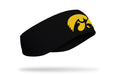UNIVERSITY OF IOWA: TIGER HAWK BLACK EAR WARMER