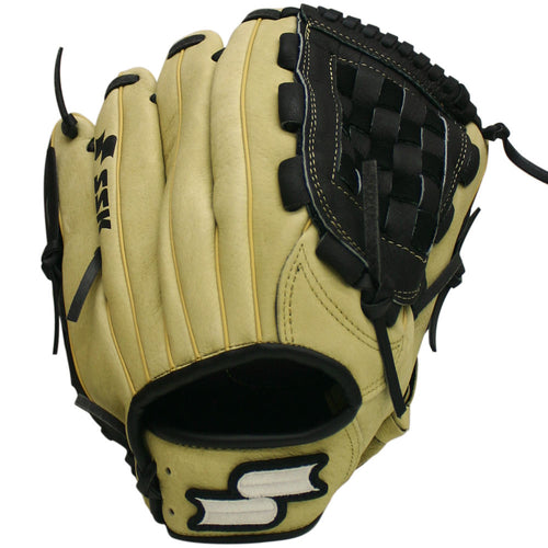 SSK JB9 PROSPECT CAMEL BLACK YOUTH GLOVE