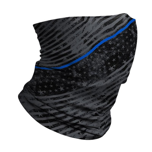 NIGHT WATCH - THIN BLUE LINE WINTER GAITER