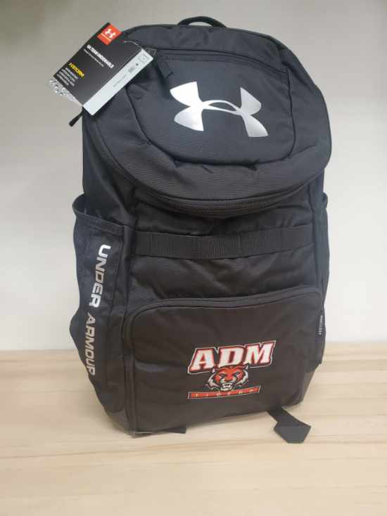 ADM Tigers Under Armour Team Undeniable Backpack