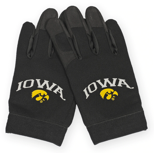 Iowa Hawkeye Gloves