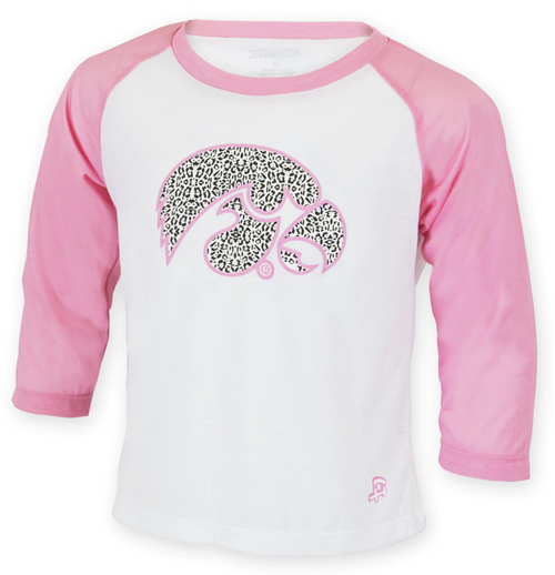 Liz Toddler Hawkeye Long Sleeve Tee