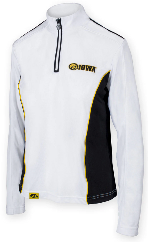 Chrome Women's 1/4 Zip Iowa Pullover