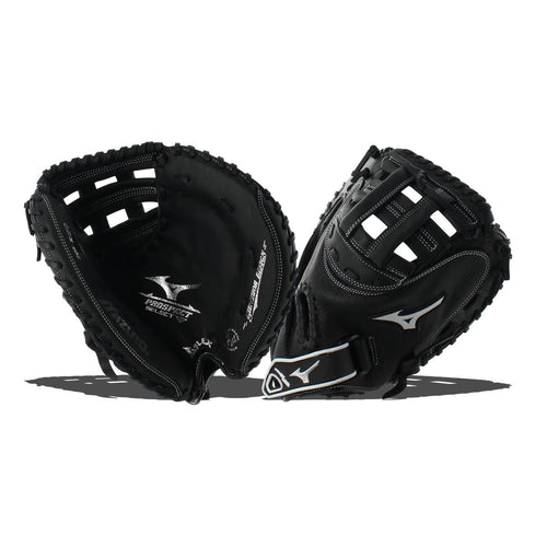 "Mizuno Prospect Select 32.5"" Youth Fastpitch Catcher's Mitt"