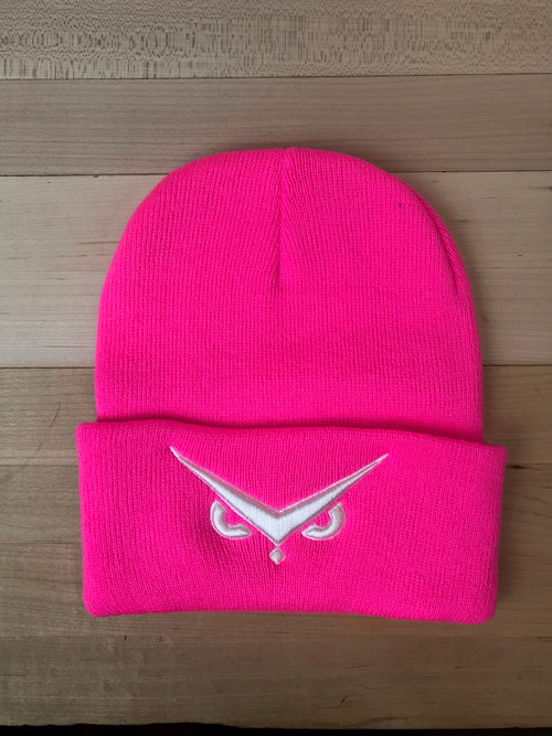 Iconic Solid Knit Cuffed Beanie