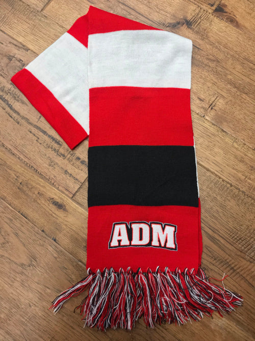 ADM Striped Scarf