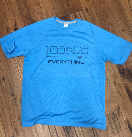 Iconic Over Everything - Tee