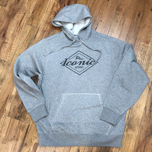 Iconic Collegiate Style Hoodie