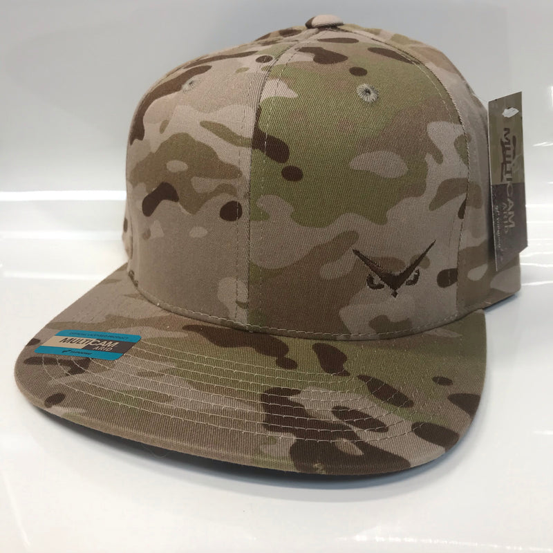Iconic SnapBack - MultiCam Arid - Brown