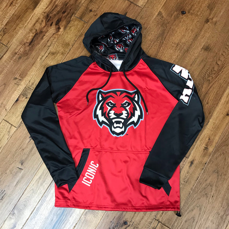 ADM Tigers Performance Fleece Hoodie Version 2