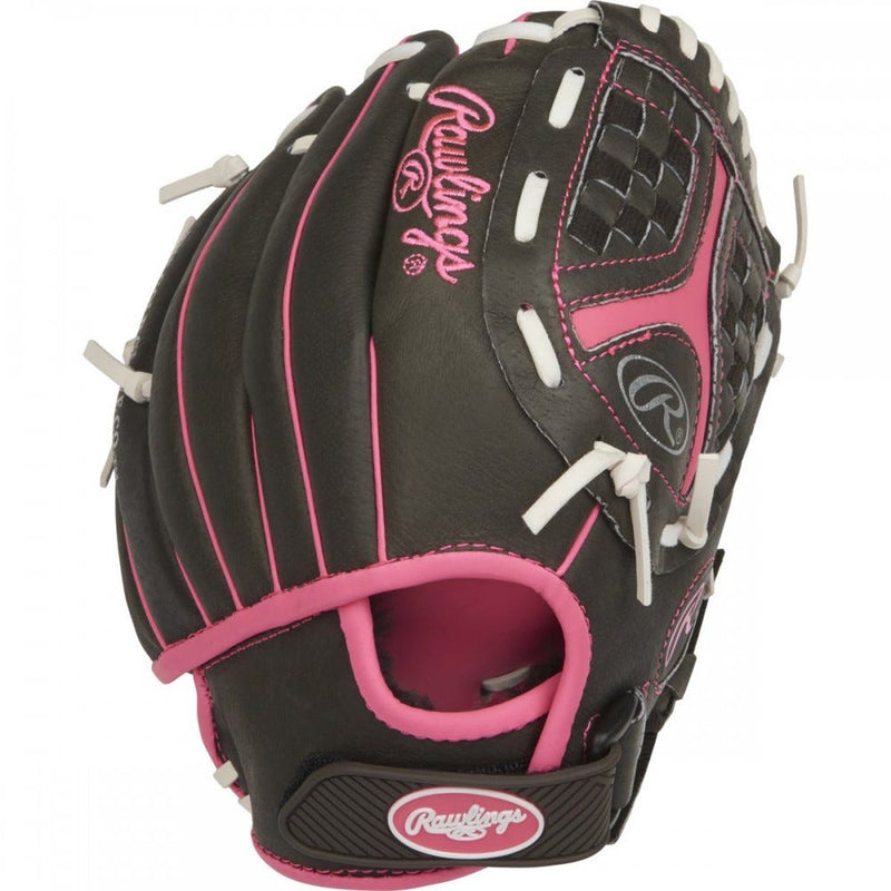 "Rawlings Storm ST1000FPP 10"" Youth Fastpitch Softball Glove"