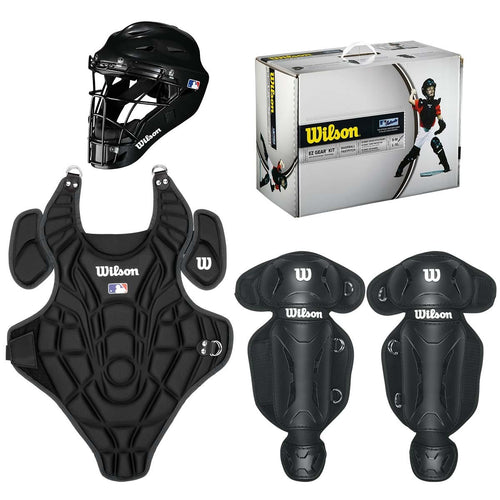 WILSON - EZ GEAR CATCHER'S KIT WITH QUICKCHANGE TECHNOLOGY