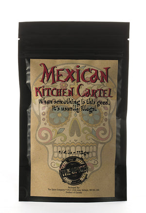 "The Spice Co. ""Mexican Kitchen Cartel"""