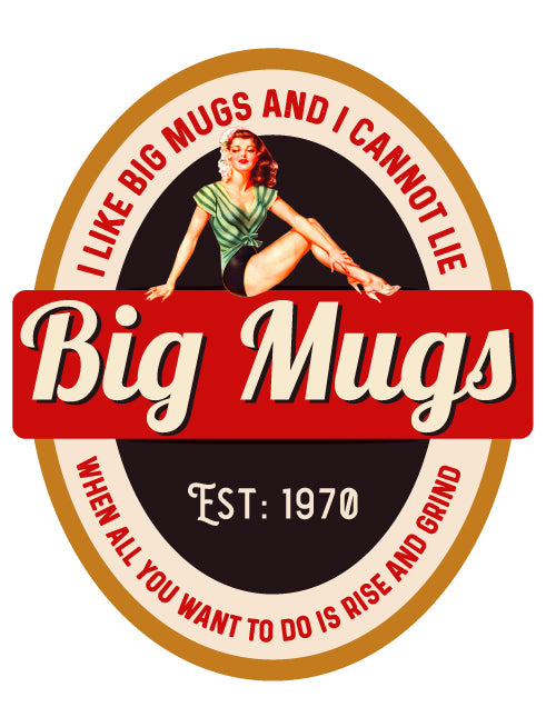 "Coffee ""BIG MUGS"""