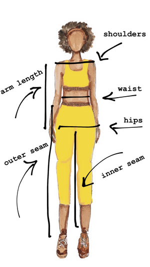Custom Measurements - How To Guide!