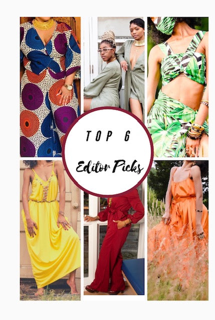 Top 6 Goddess Fits For Summer