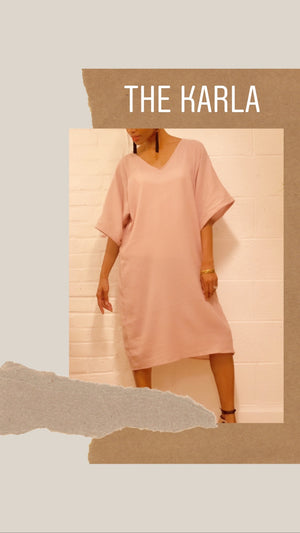 The Karla T-shirt Dress