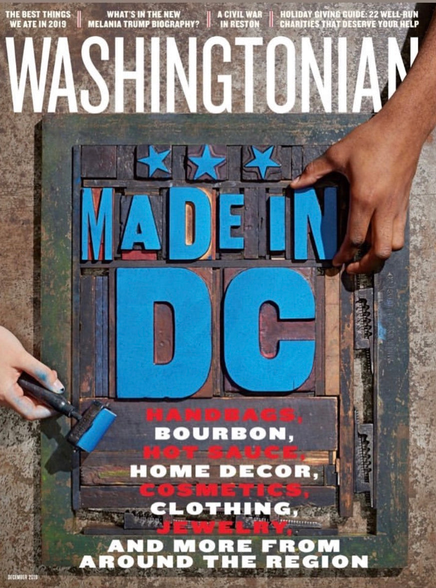 Sun Gods Hits Washingtonian Magazine!!!