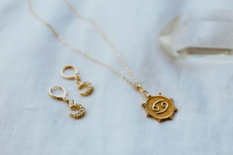 Moon Goddess Zodiac Set