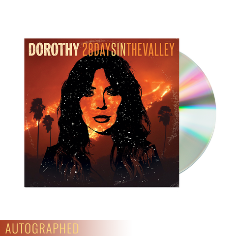 """28 Days In The Valley"" CD **WHILE SUPPLIES LAST**"