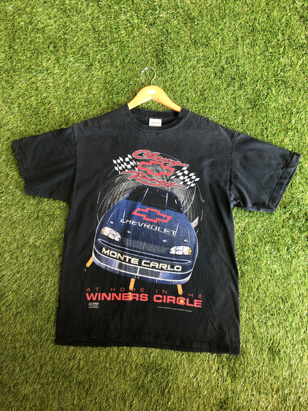 Chevy Racing Nascar Tee Size Large