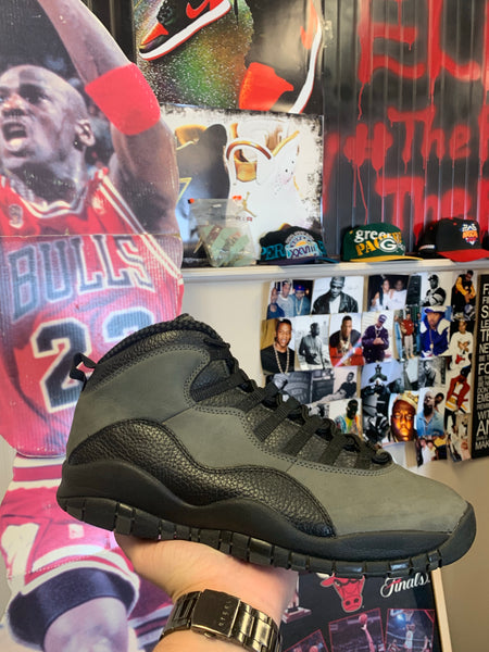 "Air Jordan 10 ""Shadow"" Size 10 No Box"