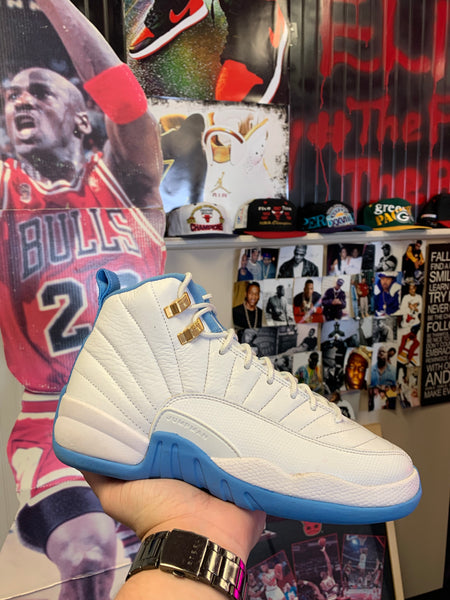 "Air Jordan 12 ""Melo"" Size 6y GS"