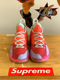 "Nike Kd 11 ""Hot Punch"" Size 5.5y No Box"
