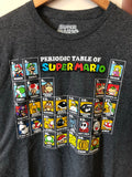 Super Mario Periodic table Sz L