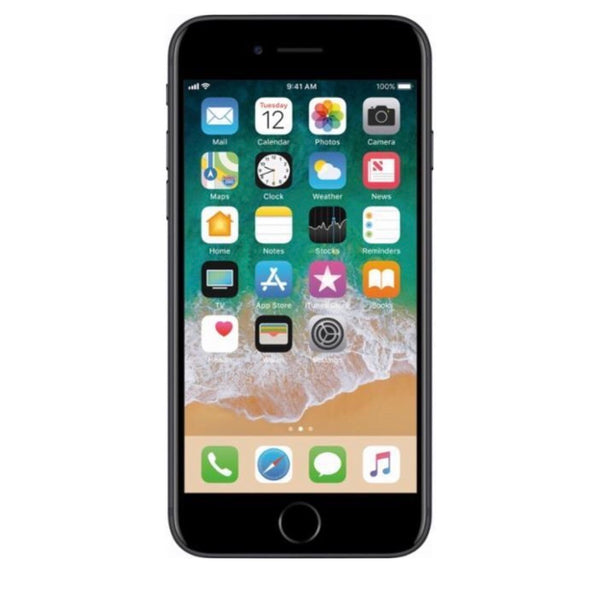 iPhone 7 128GB Black - Unlocked