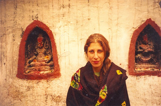 "JANE DIAZ - ""My ideas; their hands, their skills."" How anthropology, art and dance are drawn together by craftsmen in Nepal."