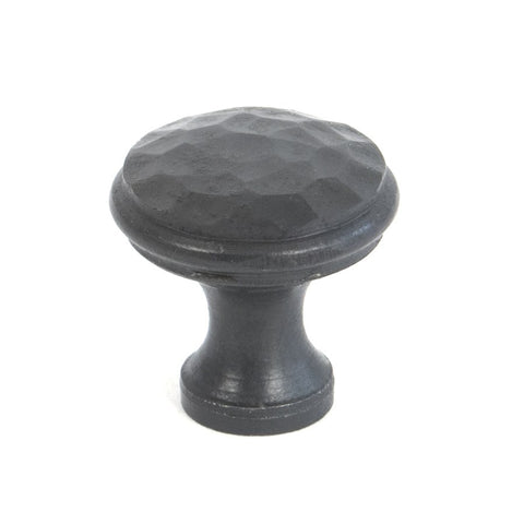 Beeswax Beaten Cupboard Knob - Small