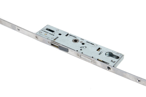 SS 45mm Backset linear 3 Point Door Lock