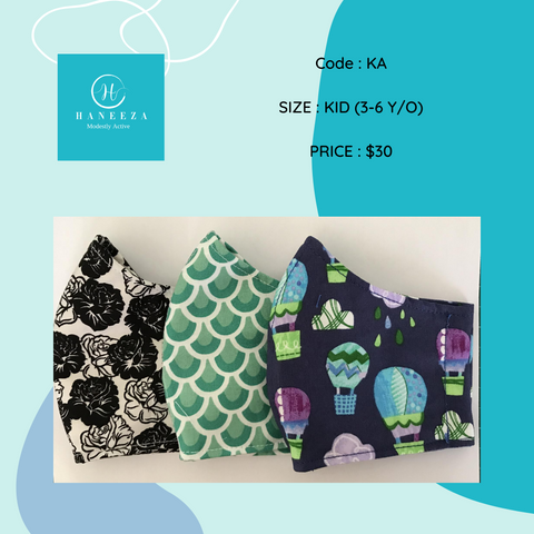 Bundle Promotions for Reusable Cotton Mask