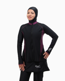 Aurora B Long Sleeve Rashguard Top